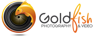 Goldfish Photography & Video Logo