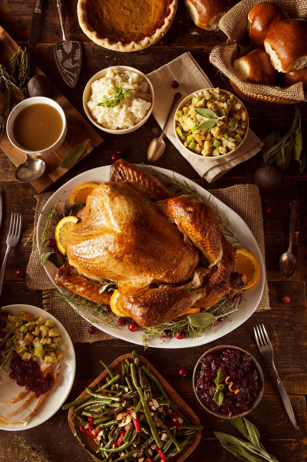 Hilton JBR Christmas Turkey