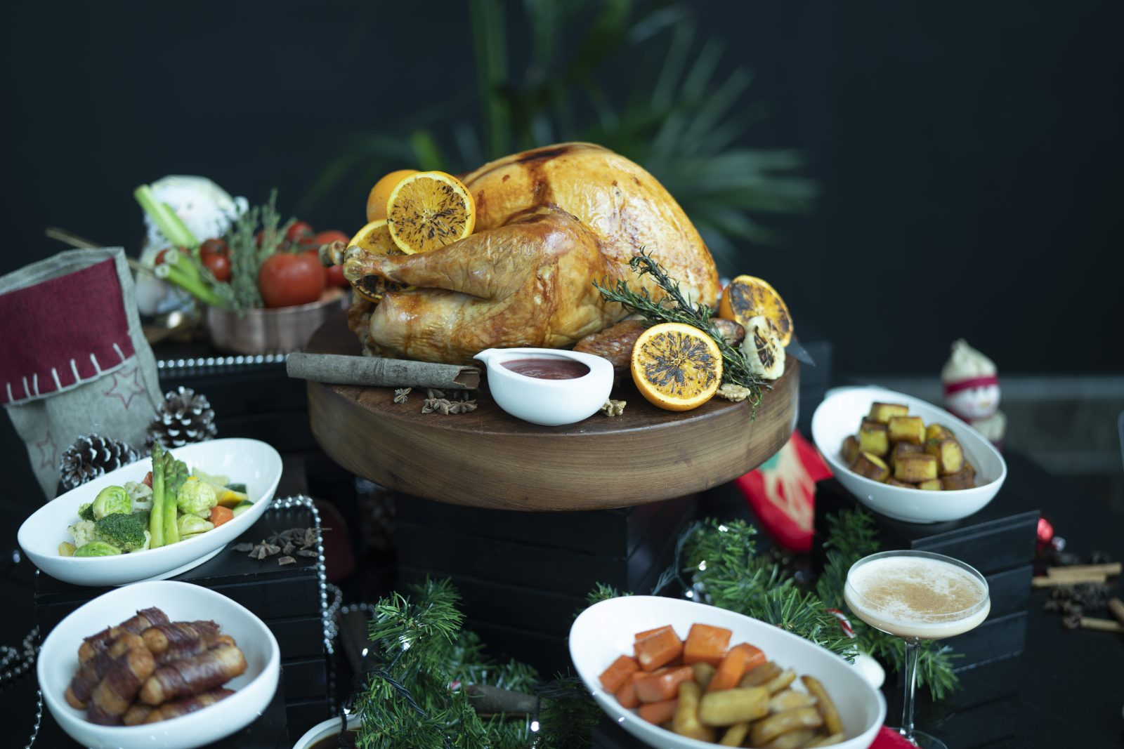 La Farine Café & Bakery Christmas Turkey