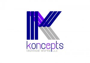 Koncepts technical works llc logo