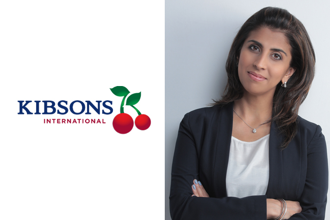Halima Jumani, the Director of Operations of Kibsons