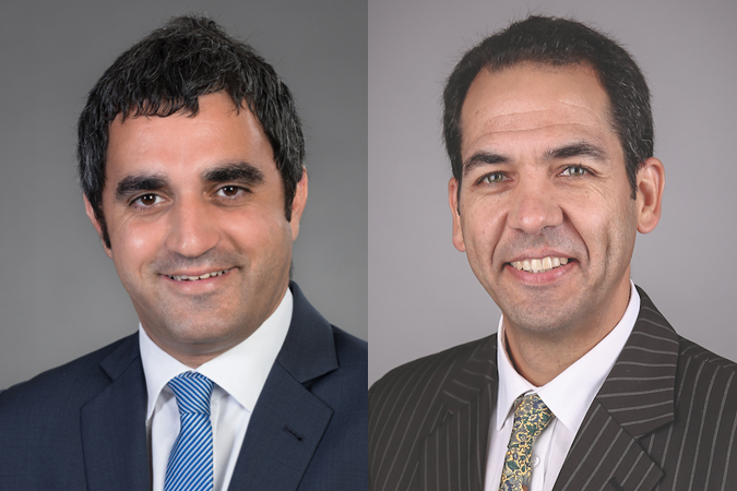 Micheal Kortbawi (Partner) and Robert Mitchley (Senior Associate) of BSA Ahmad Bin Hezam & Associates LLP